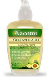 Olej Avocado z pompką NACOMI