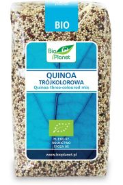 Quinoa Trójkolorowa Bio 500 G - Bio Planet