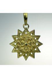 Gwiazda Arcygamy, pozłacana