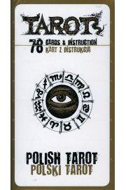 Polski Tarot Aleksandra Ja�niak (czarno-bia�y)