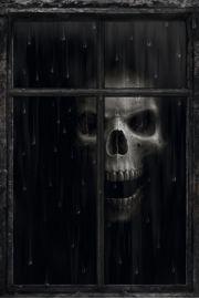 Anne Stokes Śmierć nas Obserwuje - plakat