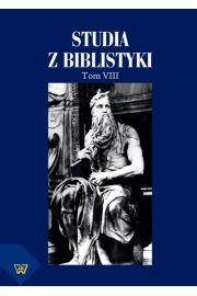Studia z biblistyki, t. 8