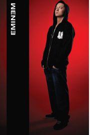 Eminem Hoodie - plakat