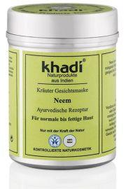 Antybakteryjna maseczka z Neem Khadi