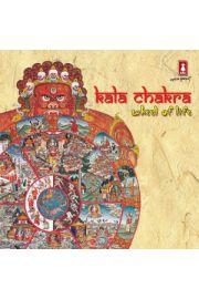 Płyta CD - Kichaa Man Chitrakar & Navaraj Gurung - Kala Chakra: Wheel of Life