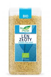 Len Z�oty Bio 400 G - Bio Planet