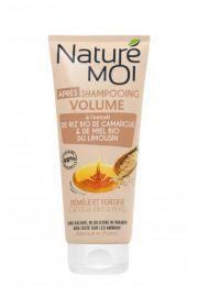 Nature Moi, Odżywka do Włosów Cienkich i Pozbawionych Objętości z Miodem i Proteinami Ryżowymi, 200ml