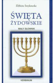 Święta żydowskie Mały słownik