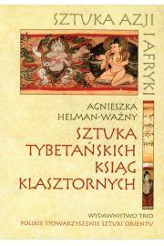 Sztuka tybeta�skich ksi�g klasztornych