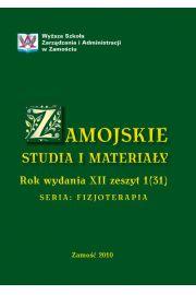 Zamojskie Studia i Materia�y. Seria Fizjoterapia. R. 12, 1(31)