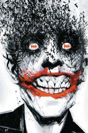 Batman Comic Joker Bats - plakat
