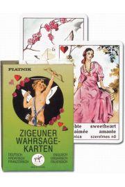 Wr�by cyga�skie karty do wr�enia Piatnik