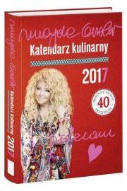 Kalendarz 2017 Kulinarny Magda Gessler
