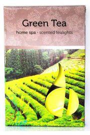 Podgrzewacz Zielona Herbata - Świeczka zapachowa