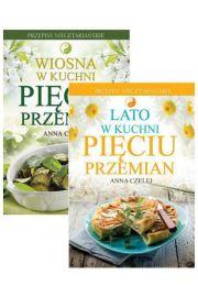 Zestaw wiosna i lato w kuchni Pięciu Przemian - Anna Czelej