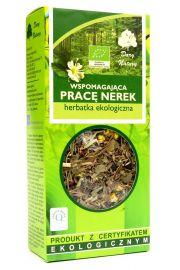 Herbatka Wspomagająca Pracę Nerek Bio 50 G - Dary Natury