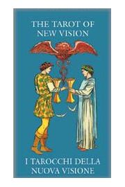 Vice Versa Tarot - Tarot of The New Vision - wersja mini