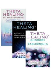 Zestaw 3 książek Theta Healing