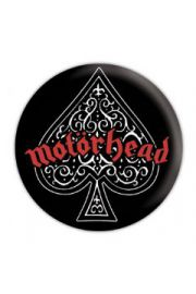 MOTORHEADace of spades - przypinka