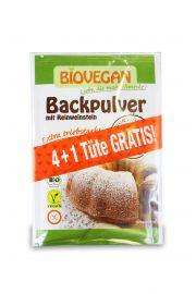 Proszek Do Pieczenia Bezglutenowy Bio 4 X 17 G + 1 Gratis - Bio Vegan