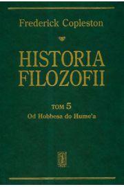 Historia filozofii. Tom 5. Od Hobbesa do Hume'a