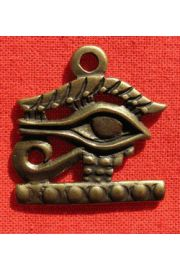 Oko Horusa 1 - przyciąga życzliwe spojrzenia osób obcych