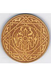 Pieczęć Wezyra 5 cm, drewniana