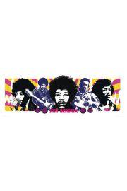 Jimi Hendrix legend - reprodukcja