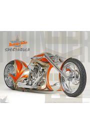 Thunderbike - Dragster - plakat
