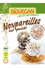 Posypka Cukrowa Kolorowa Perełki Bezglutenowa Bio 35 G - Bio Vegan