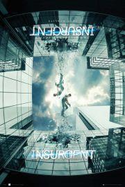 Insurgent Zbuntowana - plakat