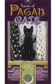 Tarot Pogańskich Kotów - Tarot of Pagan Cats
