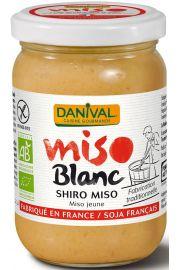 Miso Shiro Białe (Na Bazie Ryżu) Bio 200 G - Danival