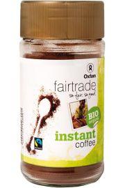 Kawa Rozpuszczalna Arabica/robusta Tanzania Fair Trade Bio 100 G - Oxfam