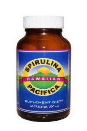 Spirulina Hawajska Pacifica (60 tabletek) - suplement diety