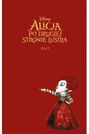 Kalendarz 2017 Alicja po drugiej stronie lustra
