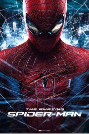 Niesamowity Spiderman Teaser Eyes - plakat