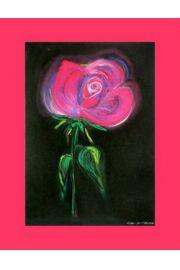 "Mandala ""Róża II"""