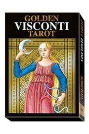 Pozłacany Tarot Visconti, Wielkie Arkana