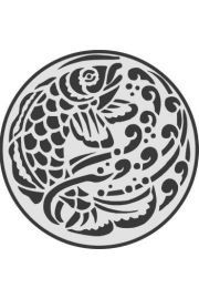 Rybka Koi - remedium feng shui
