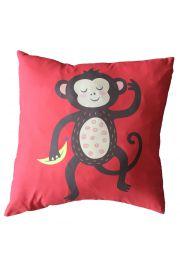 Poduszka z małpą - 50x50cm