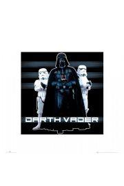 Gwiezdne Wojny Star Wars Vader i Szturmowcy - reprodukcja