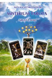 (e) Misterium Tarota. Arkana Małe - Alicja Chrzanowska