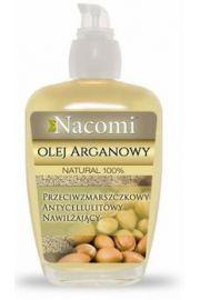 Olej Arganowy z pompk� NACOMI