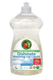Earth Friendly Products, Płyn do Mycia Naczyń Bezzapachowy, 750 ml