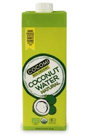 Woda Kokosowa Naturalna Bio 1 L - Cocomi