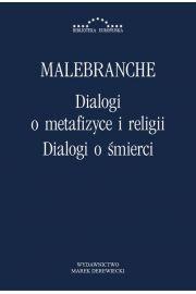 Dialogi o metafizyce i religii. Dialogi o �mierci