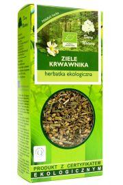 Herbatka Z Ziela Krwawnika Bio 50 G - Dary Natury