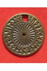 Runiczny krąg - sprzyja podejmowaniu słusznych decyzji i działań