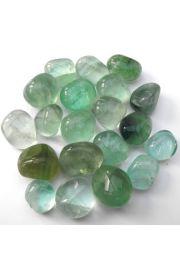 Zielony fluoryt - kamień